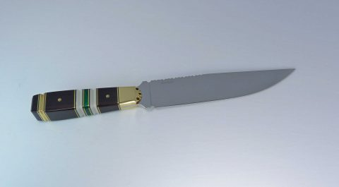 S-7 Many Midnites collectors knife