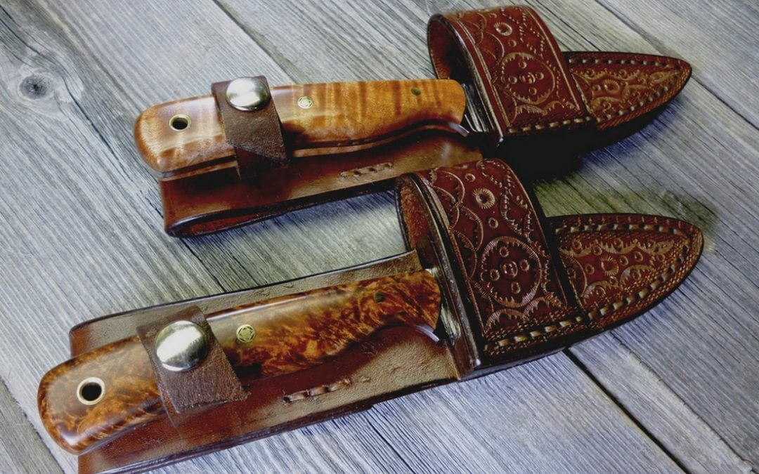 New Larger EDC Knives